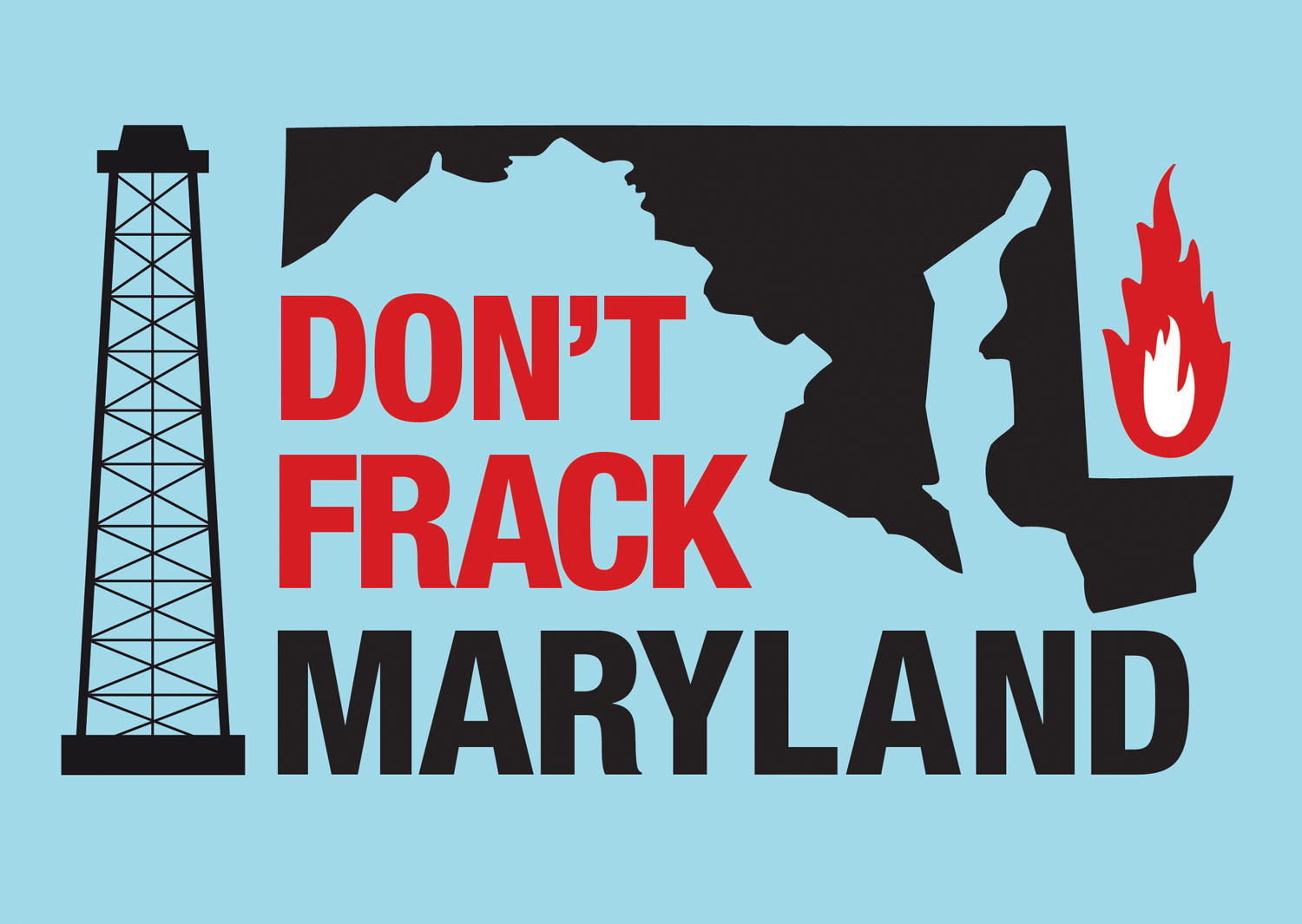 Don_t_frack_maryland_logo