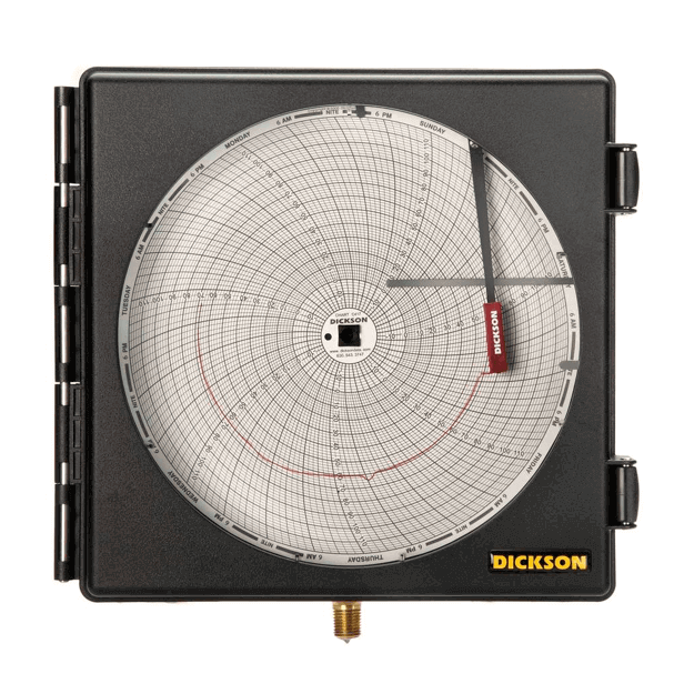 Pressure recorder 1185