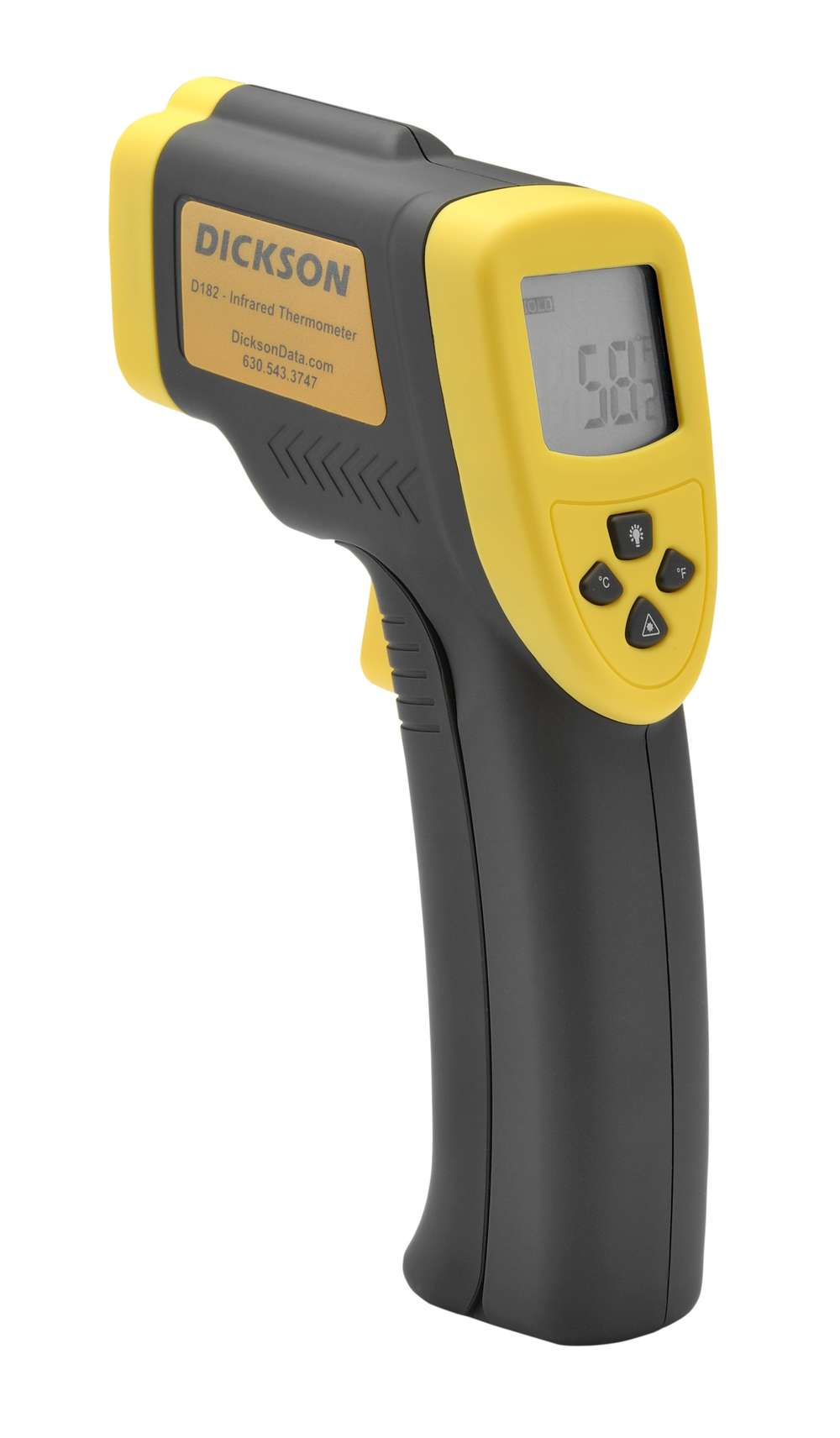 D182 infrared thermometer 12428