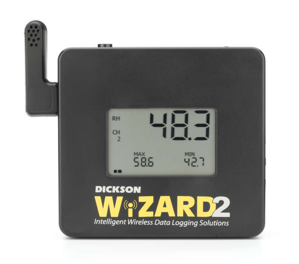 Wizard2 wh645 straight on humidity w probe 13003