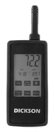 Th700 indicator front w probe mini 12255