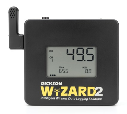 Wizard2 wh345 straight on w probe 12986