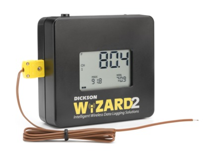 Wizard 2 wt340 left side angle w probe 12945