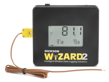 Wizard 2 wt340 straight on w probe 12939