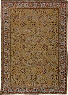 Indian Carpet Antique Indian Rug Antique Rug Bb5195