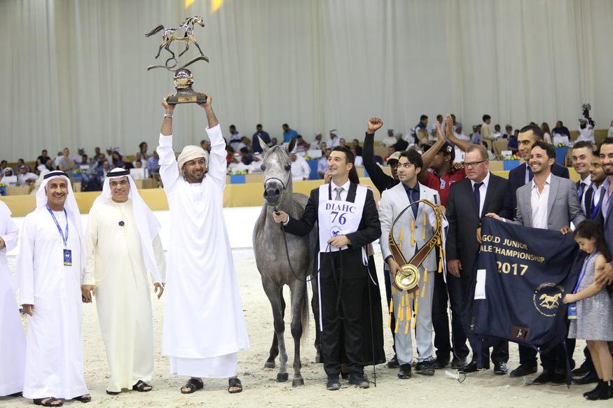 Dubai International Arabian Horse Championship 16-18 March 2017