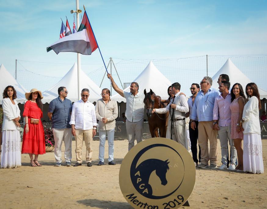 Mediterranean and Arab Countries Arabian Horse Championship - Menton 2019