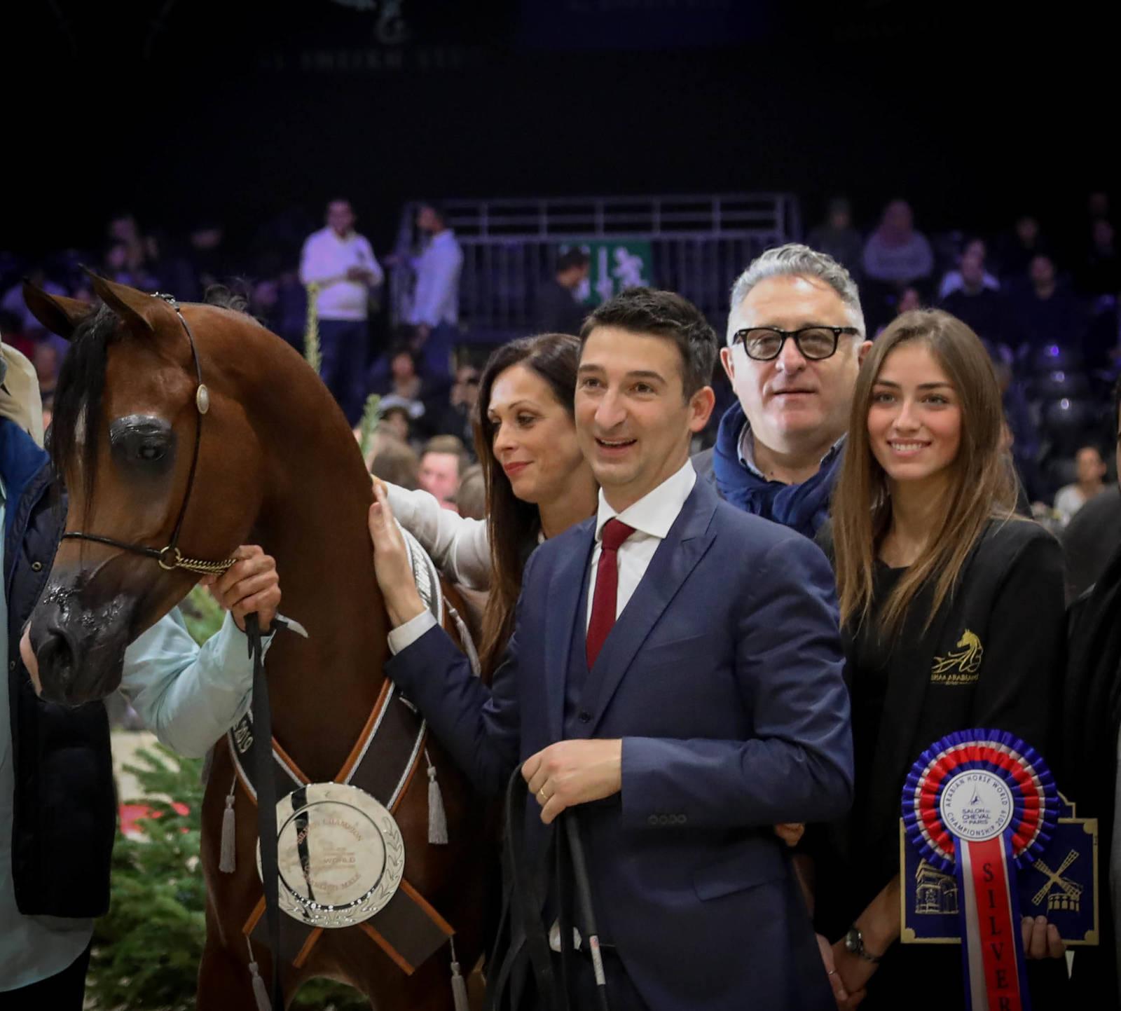 World Arabian Horse Championship - Paris 2019