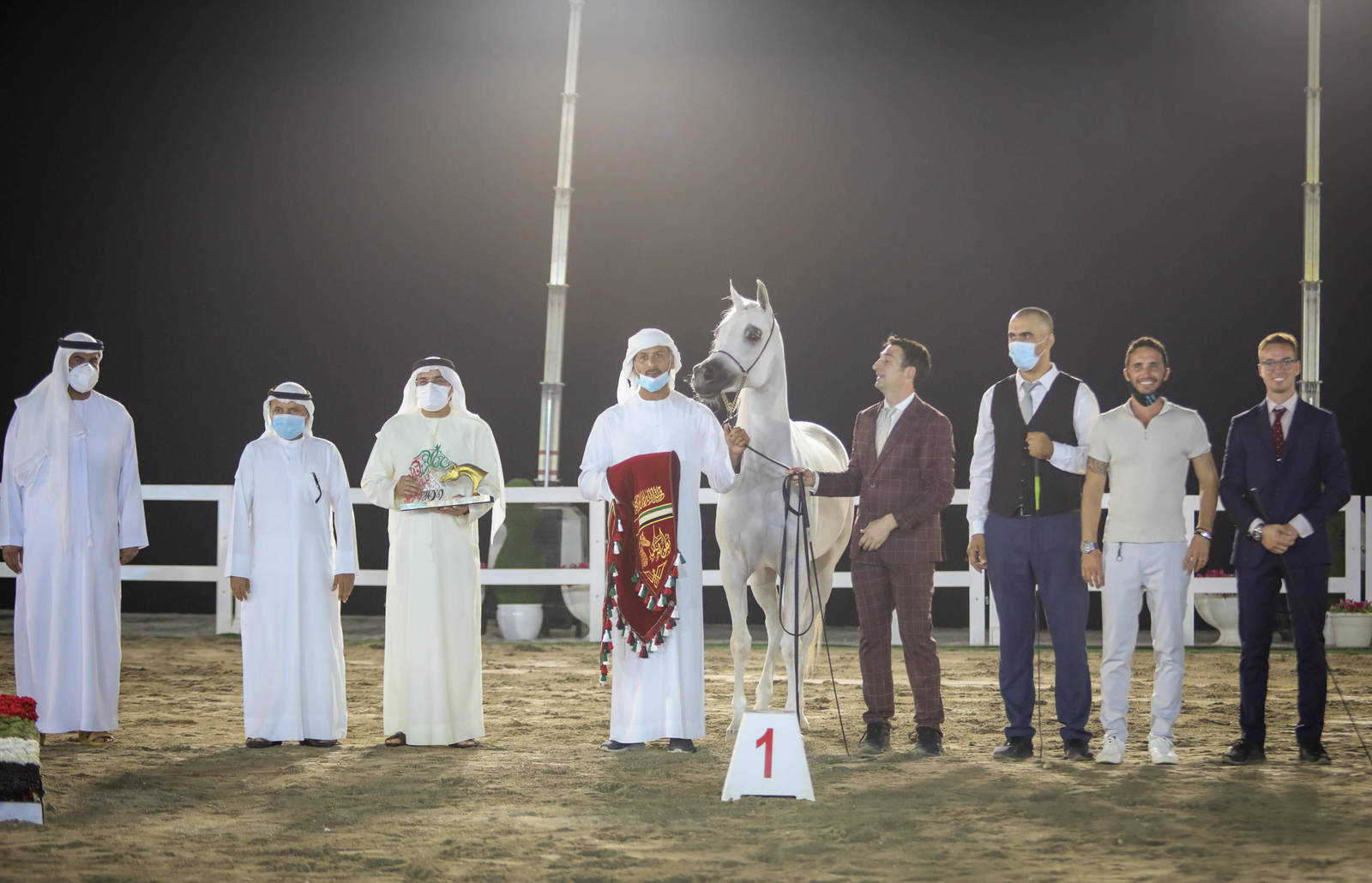 KALBA ARABIAN HORSE FESTIVAL 2020