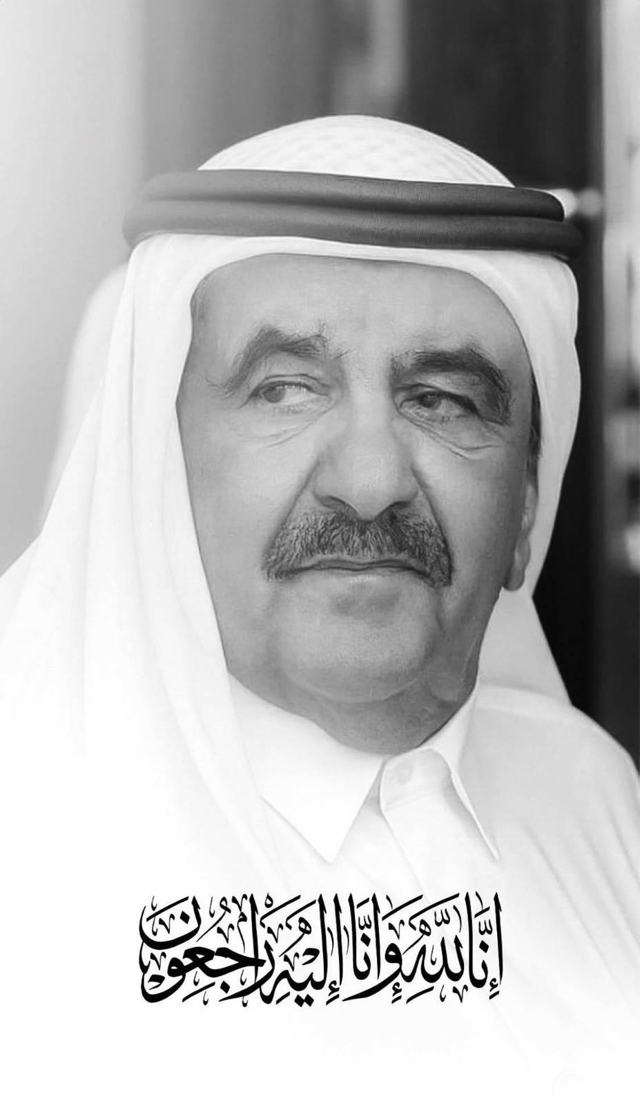 الشيخ حمدان بن راشد ال مكتوم في ذمة الله