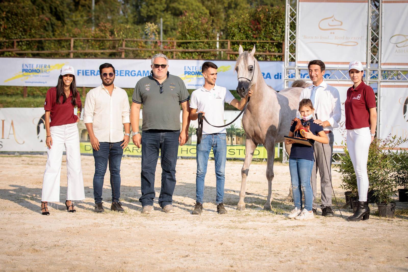 Bergamo Arabian Horse Show 2021