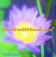 I Love ForGIVEness Logo