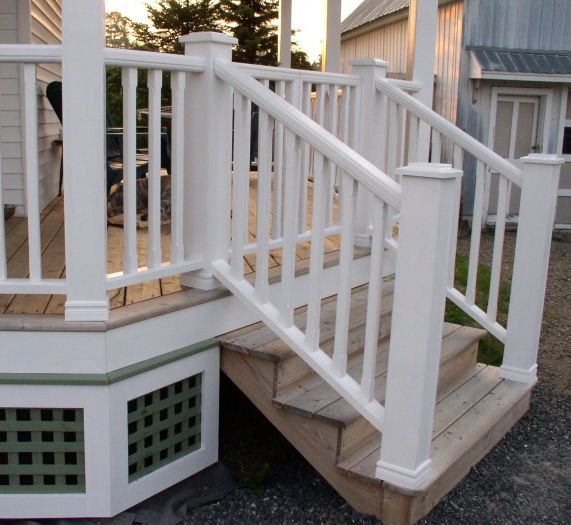 How to build porch railings woodworking plans solutioingenieria Gallery