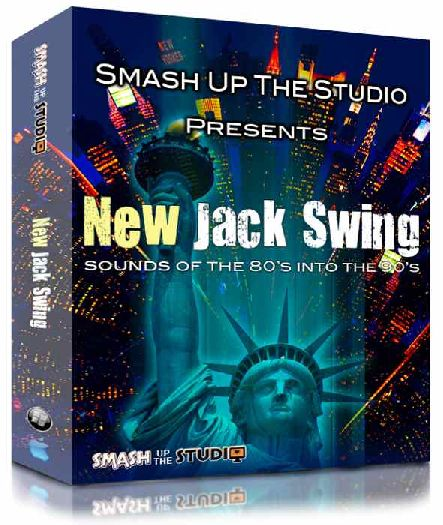 Smash Up The Studio Logo
