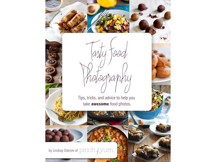 Pinch of Yum - Tasty Food Photography eBook Logo