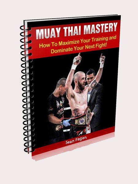 Muay Thai Guy Logo