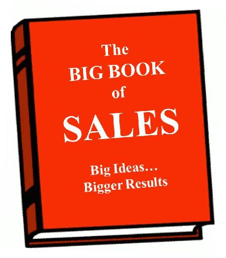 The Big Book of Sales Logo