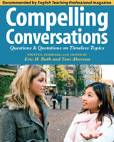 Eric H. Roth - Compelling Conversations Logo