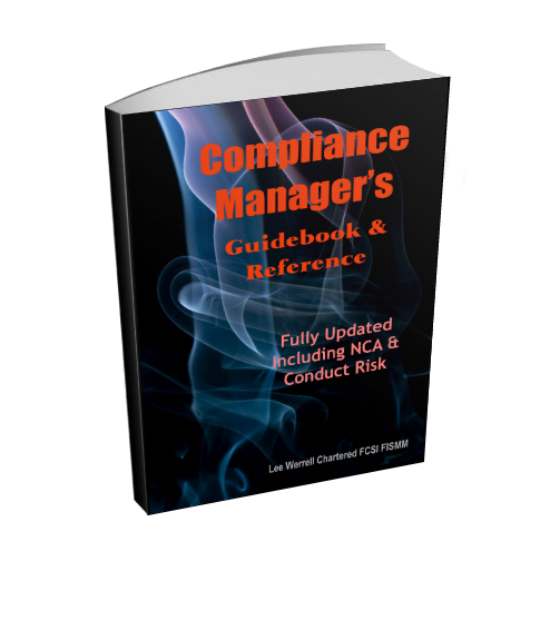 ukfs compliance managers guide reference rh improve your condition e junkie com manager's guide to compliance Certified Regulatory Compliance Manager