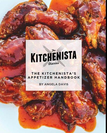 The Kitchenista Diaries Logo