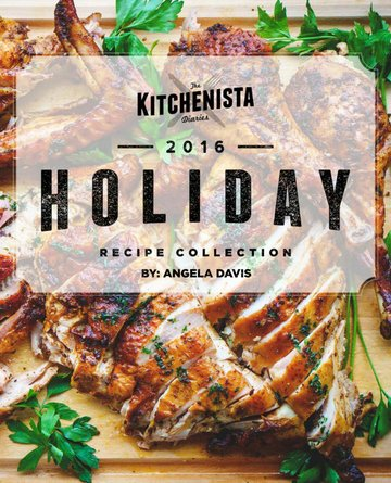 The Kitchenista Diaries Logo