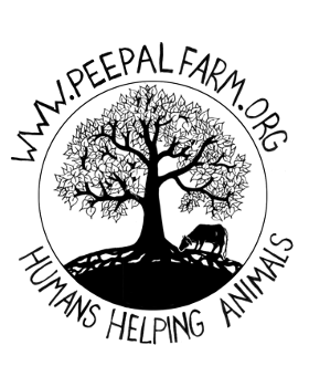 Peepal Farm Sticker