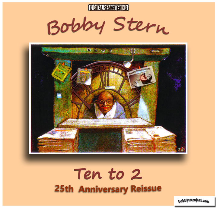 bobbysternjazz.com Logo