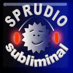Sprudio Subliminal Logo
