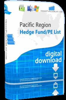 2018 Pacific Region Hedge Fund / PE List Package