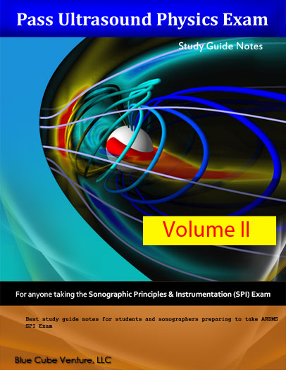 Buy pass ultrasound physics exam study guide notes: test prep.