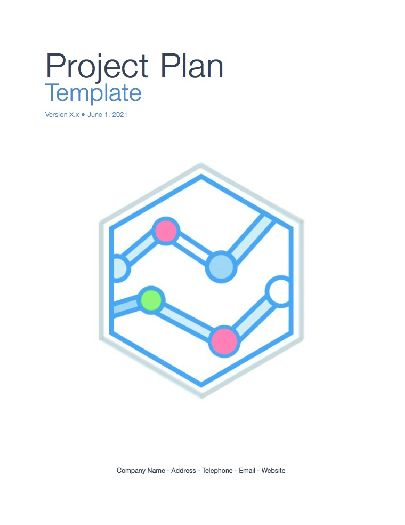 Project Plan Templates Apple IWork Pages Numbers