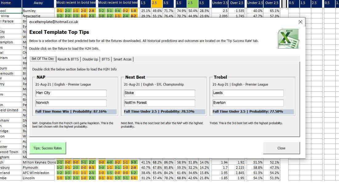Football betting predictions software football betting predictions software