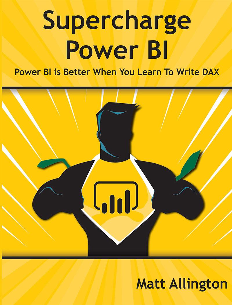 Supercharge Power Bi E Book