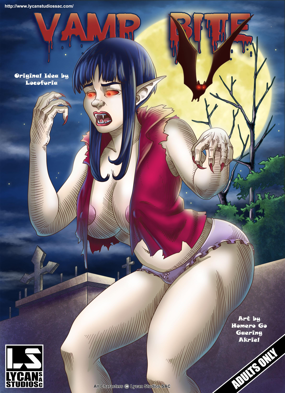 Vampira Porn