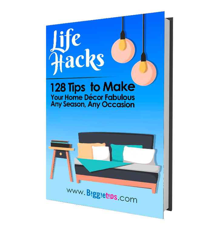 Life Hack 128 Tips To Make Your Home Decor Fabulous Any Season Any