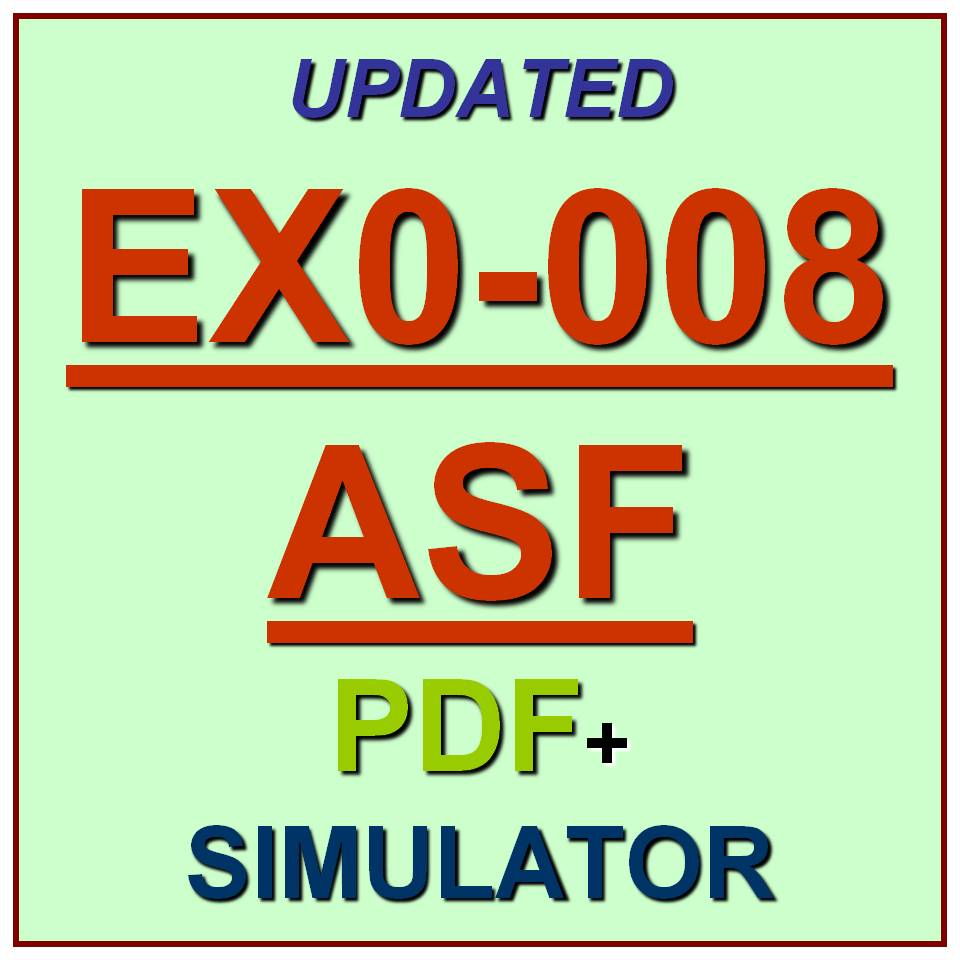 Exin Agile Scrum Foundation Test Asf Exam Ex0 008 Qa Pdfsimulator