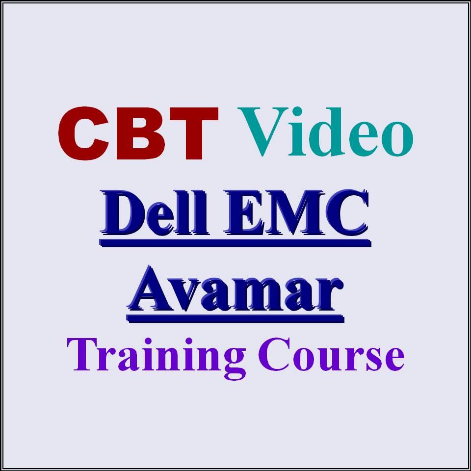 Dell emc avamar virtual edition.