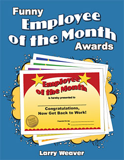 funny employee of the month awards pdf download