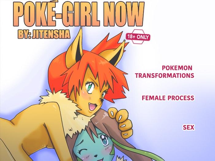 Poké-Girl Now (Issue #2)