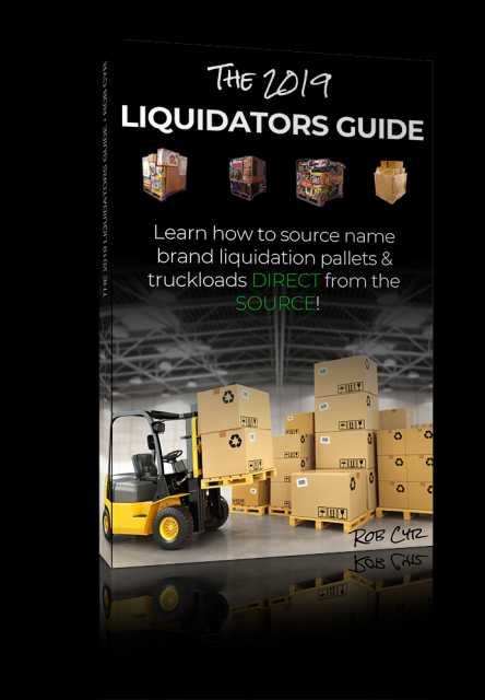 The 2019 Liquidators Guide + Bonus