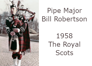 Interactive Beginner Bagpipe Tutorial with Pipe Major Bill Robertson