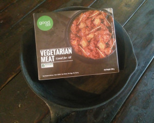 "Good Dot ""Vegan Friendly"" Meat"
