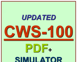 CWNP Certified Wireless Technician Test CWT-100 Exam QA SIM PDF+Simulator