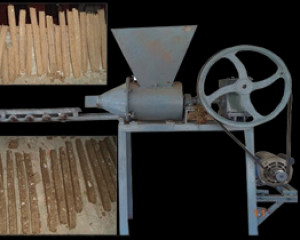 Log Making Machine (1/3 HP)