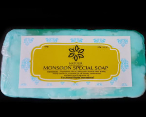 Monsoon Special Vegan Soap (150gm)