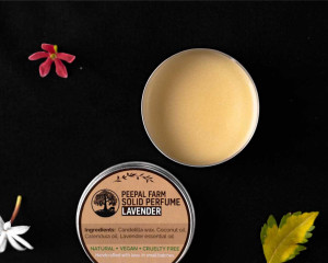 Handcrafted Vegan Solid Body Perfume
