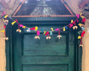 Handcrafted Garlands For Home Decor
