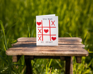 Valentine's day 3D cards (Set of 5)