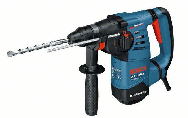 Перфоратор Bosch GBH 3-28DRE_0