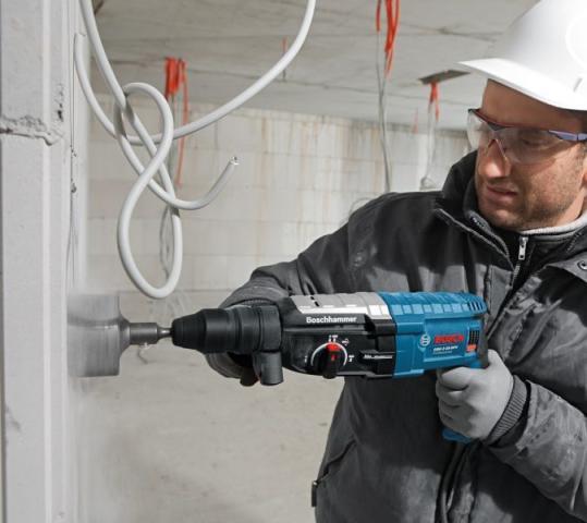 Перфоратор Bosch GBH 2-28_3